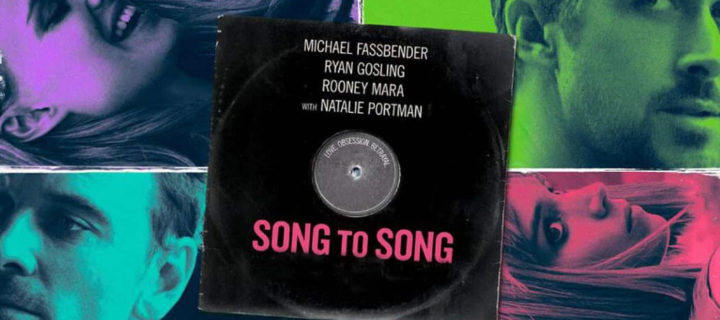 Poster artwork from Song to Song