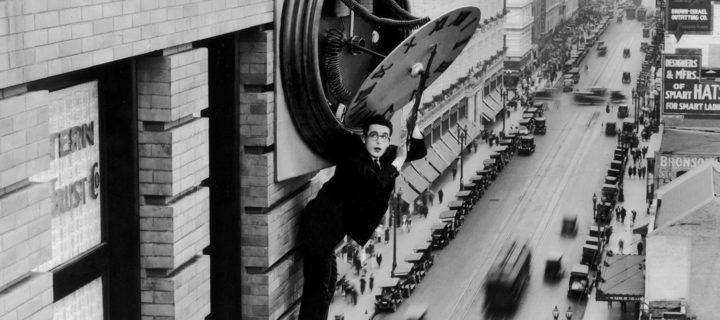 Safety Last Harold Lloyd